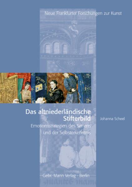 Das altniederländische Stifterbild - Coverbild