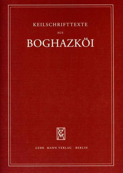 Texte aus den Grabungen 2002-2013 und Texte aus dem Bezirk des Großen Tempels, XIII - Coverbild