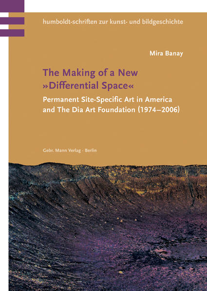 The Making of a New 'Differential Space' - Coverbild
