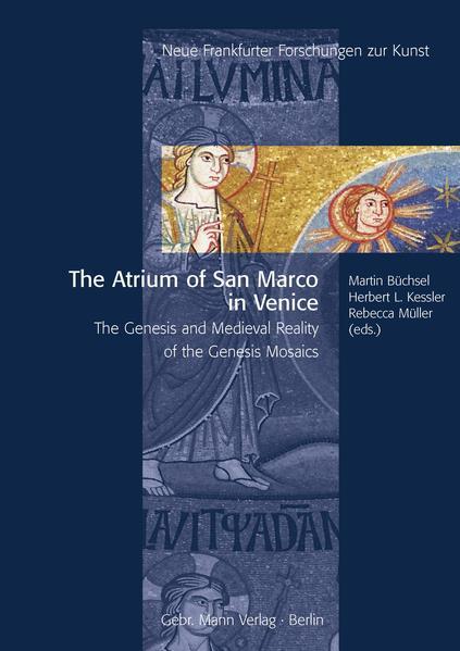 The Atrium of San Marco in Venice - Coverbild