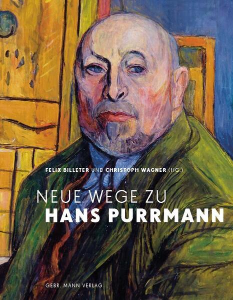 Neue Wege zu Hans Purrmann - Coverbild