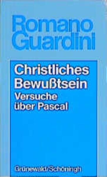 Werke / Christliches Bewusstsein - Coverbild