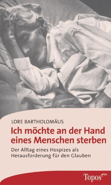 Ich möchte an der Hand eines Menschen sterben - Coverbild