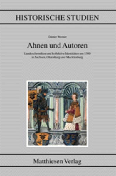 Ahnen und Autoren - Coverbild