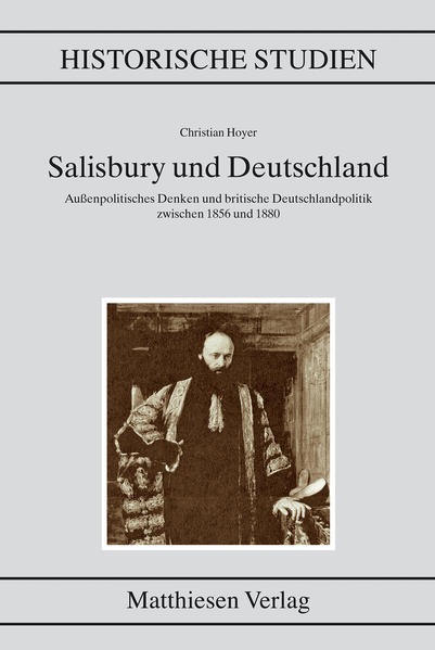 Salisbury und Deutschland - Coverbild