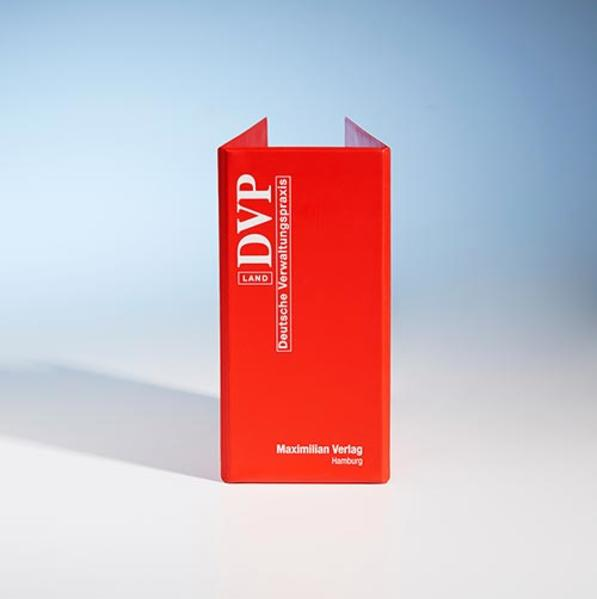 Deutsche Verwaltungspraxis DVP-Vorschriftensammlung - Coverbild