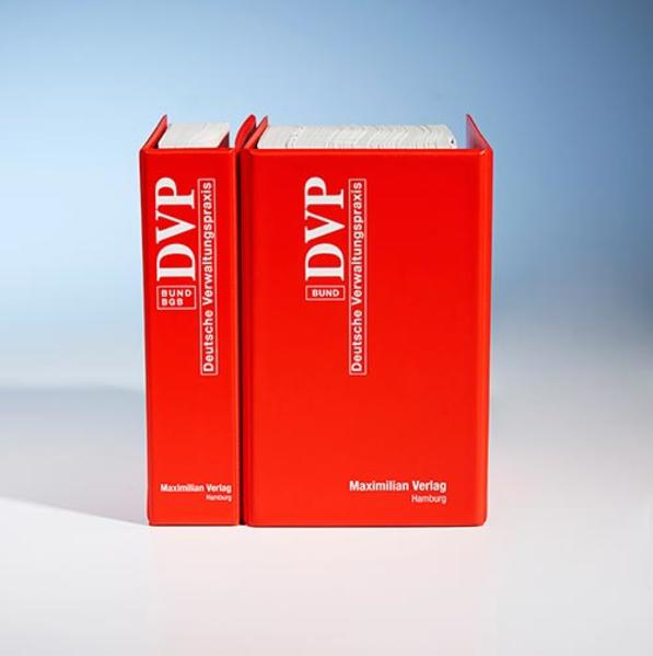 Deutsche Verwaltungspraxis - Vorschriftensammlung. Studienausgabe... / Deutsche Verwaltungspraxis DVP-Vorschriftensammlung - Coverbild