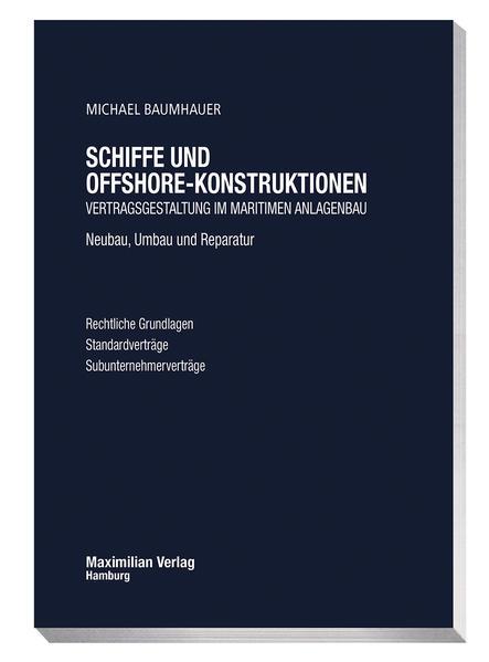 Schiffe und Offshore - Konstruktionen - Coverbild