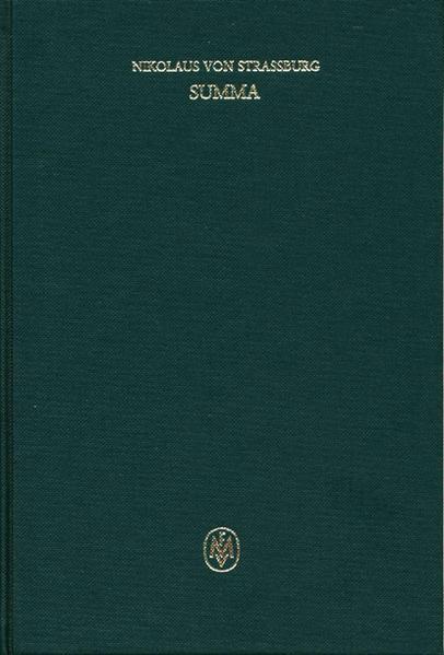 Summa philosophiae / Summa philosophiae - Coverbild