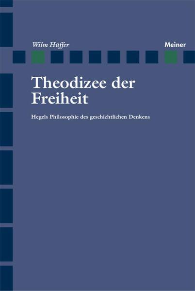 Theodizee der Freiheit - Coverbild
