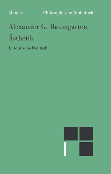 Ästhetik - Coverbild