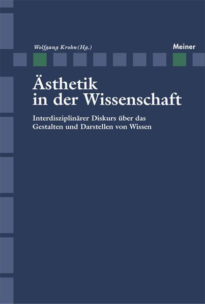 Ästhetik in der Wissenschaft - Coverbild