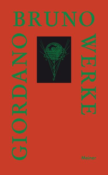 Werke von Giordano Bruno / Candelaio - Coverbild