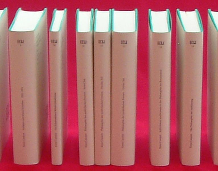 Gesammelte Werke. Hamburger Ausgabe / Gesammelte Werke. Hamburger Ausgabe - Coverbild