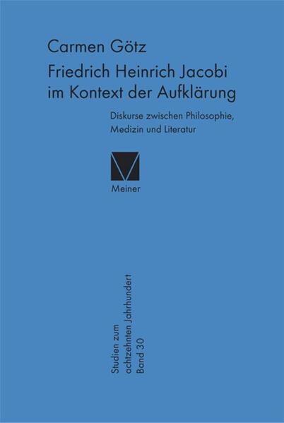 Friedrich Heinrich Jacobi im Kontext der Aufklärung - Coverbild
