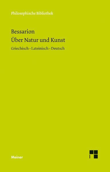 Über Natur und Kunst - Coverbild