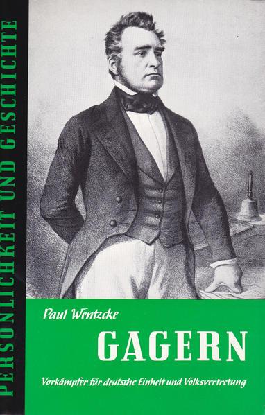 Heinrich von Gagern - Coverbild