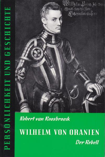 Wilhelm von Oranien - Coverbild