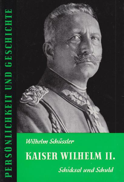 Kaiser Wilhelm II - Coverbild