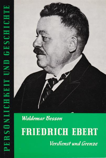 Friedrich Ebert - Coverbild