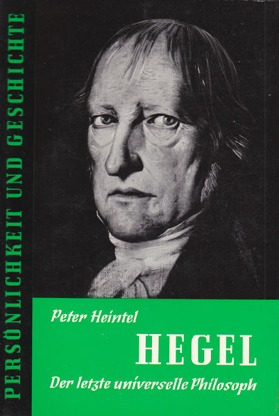 Hegel - Coverbild