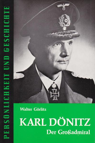 Karl Dönitz - Coverbild