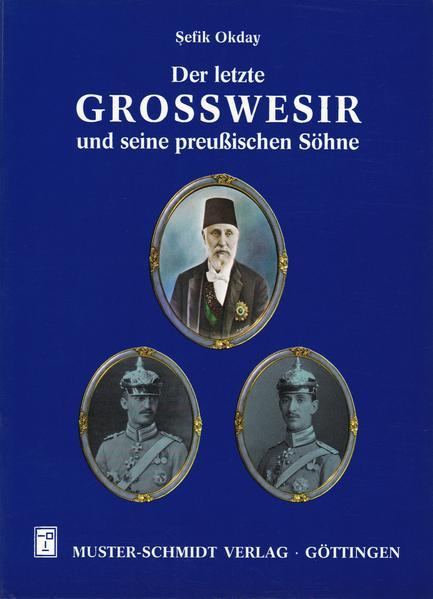 Der letzte Grosswesir und seine preussischen Söhne - Coverbild