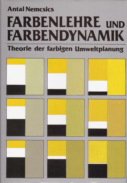 Farbenlehre und Farbendynamik - Coverbild