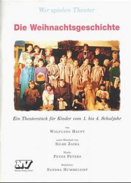 Die Weihnachtsgeschichte - Coverbild