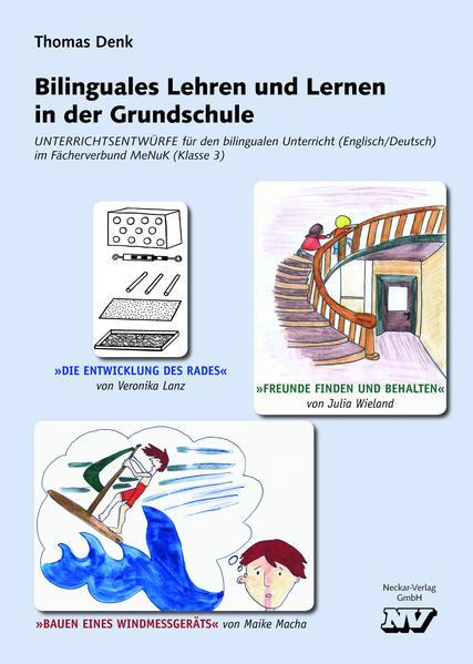 Bilinguales Lehren und Lernen in der Grundschule - Coverbild
