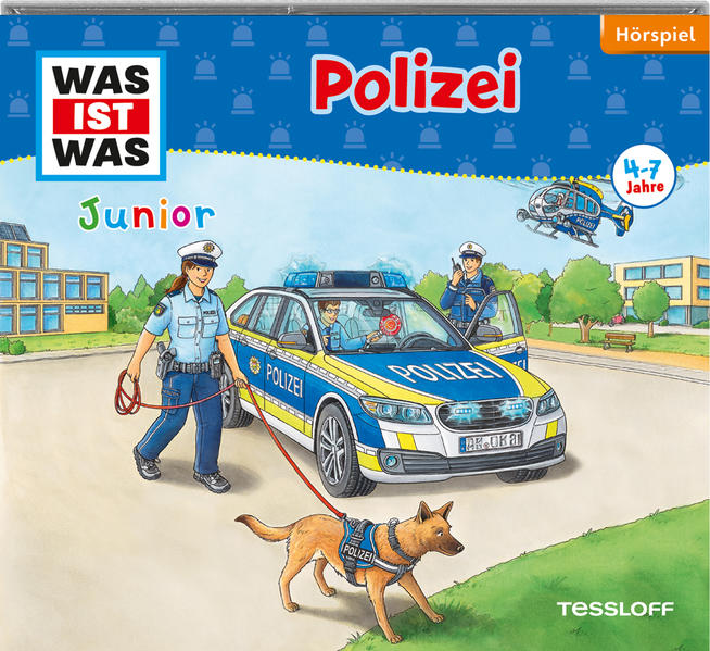Epub Download Was ist was Junior Hörspiel-CD: Polizei