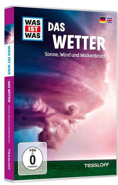 WAS IST WAS DVD Das Wetter. Sonne, Wind und Wolkenbruch - Coverbild