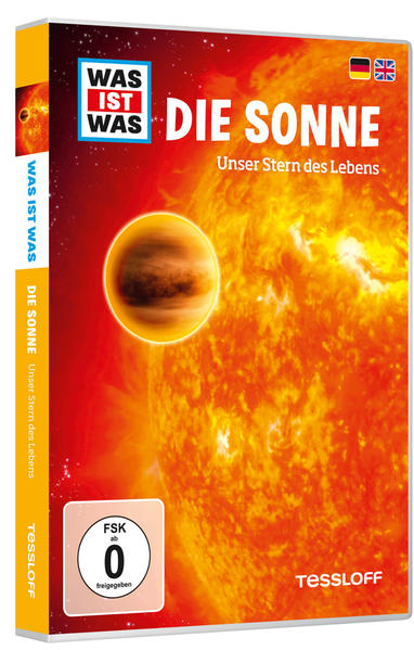 WAS IST WAS DVD Die Sonne. Unser Stern des Lebens - Coverbild