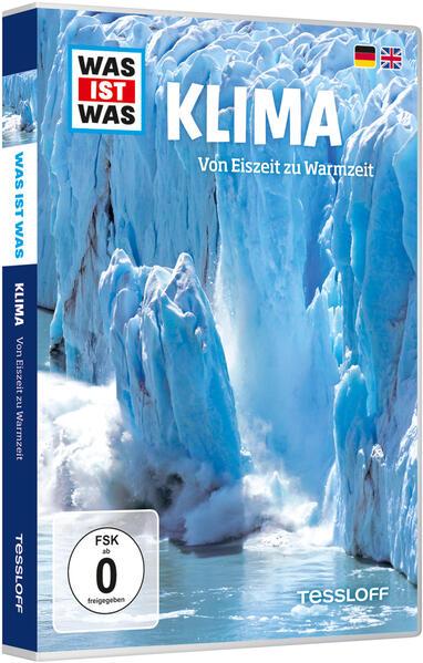 WAS IST WAS DVD Klima. Von Eiszeit zu Warmzeit - Coverbild
