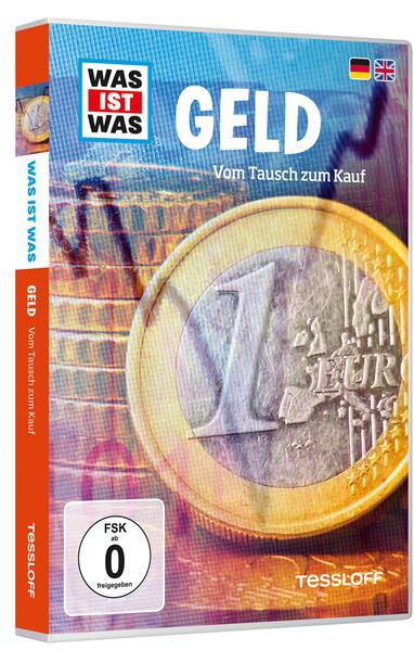 WAS IST WAS DVD Geld. Vom Tausch zum Kauf - Coverbild