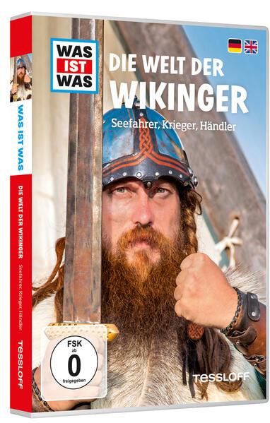 WAS IST WAS DVD Die Welt der Wikinger. Seefahrer, Krieger, Händler - Coverbild