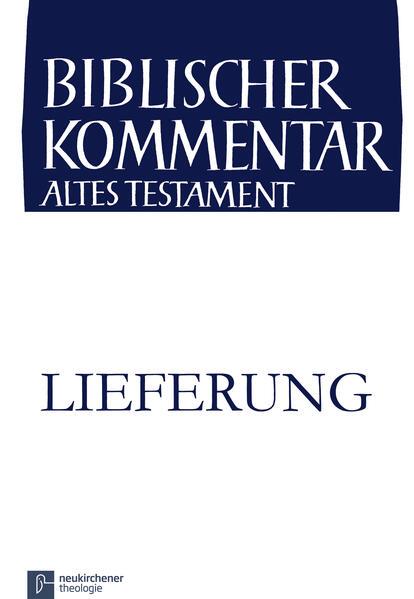 Deuteronomium (1,19-2,23) - Coverbild