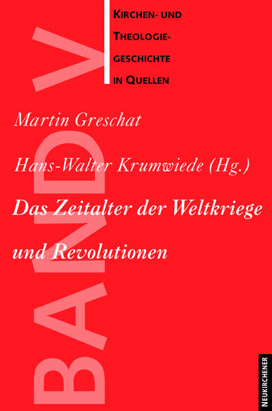 Das Zeitalter der Weltkriege und Revolutionen - Coverbild