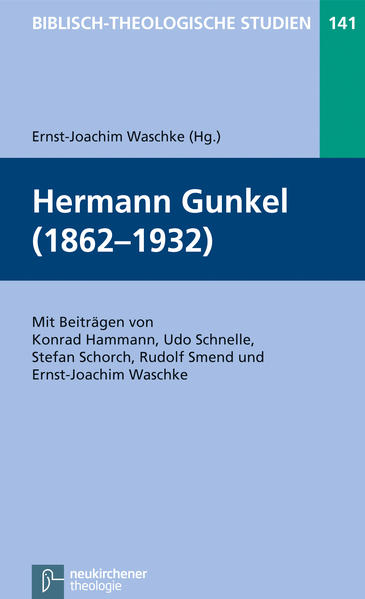 Hermann Gunkel (1862-1932) - Coverbild