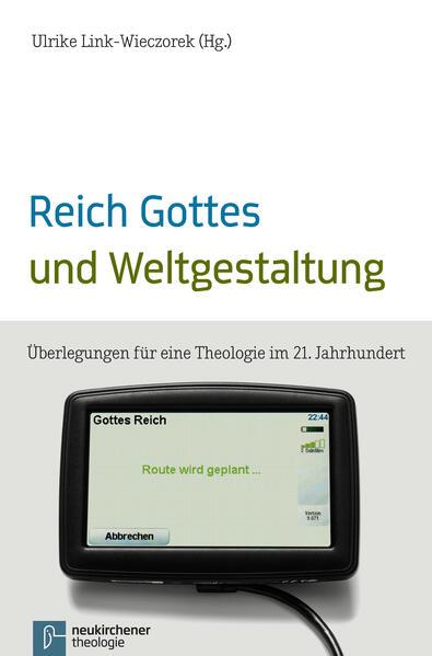 Reich Gottes und Weltgestaltung - Coverbild