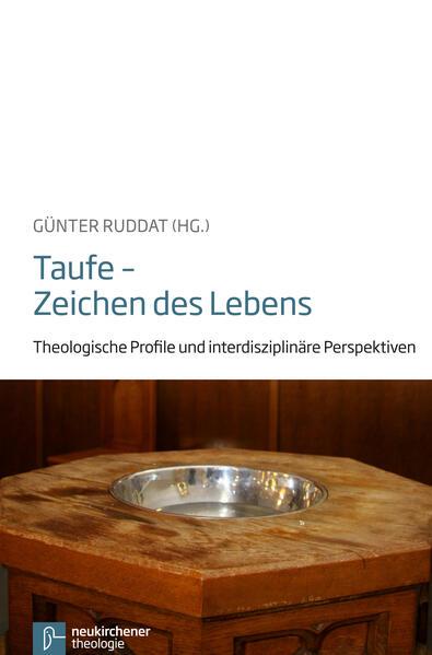 Taufe - Zeichen des Lebens - Coverbild