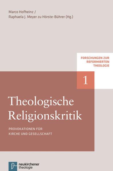 Theologische Religionskritik - Coverbild