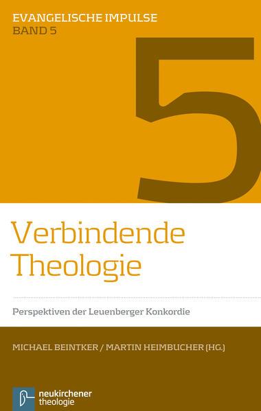 Verbindende Theologie - Coverbild