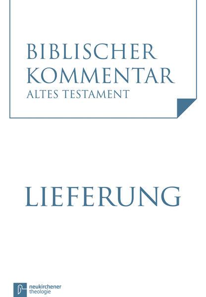 Klagelieder (Threni) (Klgl 1,1-22) (Neubearbeitung) - Coverbild