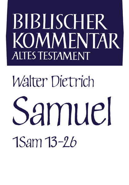 Samuel - Coverbild