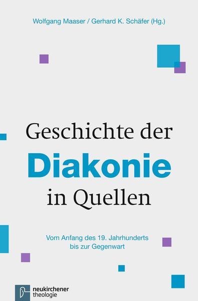 Geschichte der Diakonie in Quellen - Coverbild
