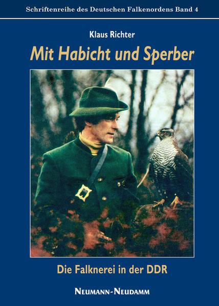 Mit Habicht und Sperber - Coverbild