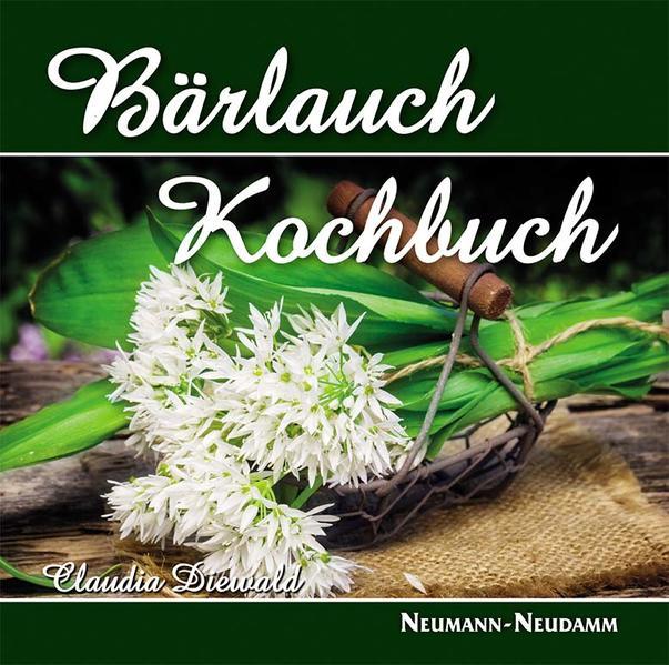 Bärlauch Kochbuch - Coverbild
