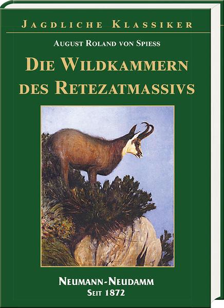 Die Wildkammer des Retezatmassivs - Coverbild
