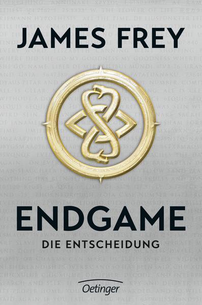 Endgame. Die Entscheidung - Coverbild